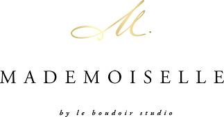 Mademoiselle Boudoir by Le Boudoir Studio logo